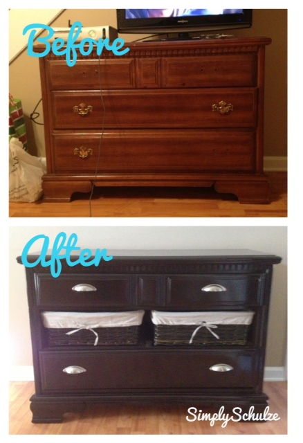 Painting Wooden Furniture Using Gel Stain Simplyschulze
