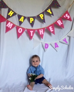 DIY Mother's Day Picture!
