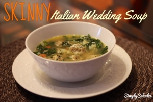 Skinny Italian Wedding Soup