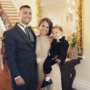 Celebrated S&P's wedding ..